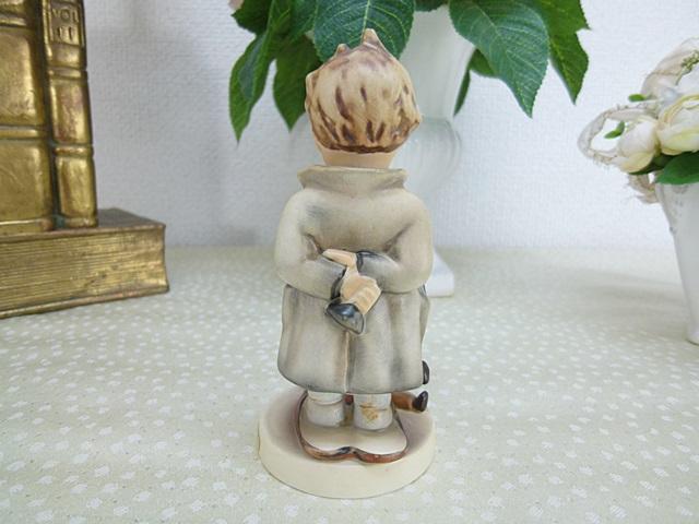 男の子ギフト 高級陶磁器 フンメル人形