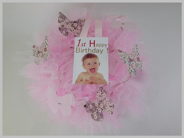 1歳の誕生日 バースデーリース